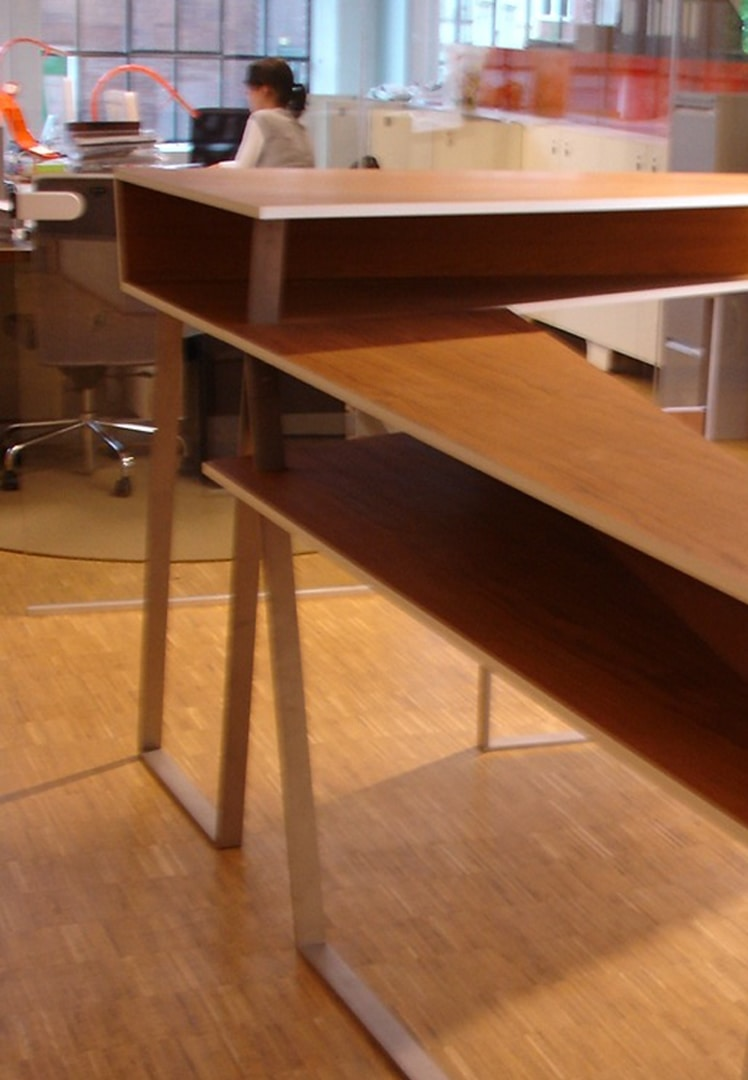 CaféTresen im offenen Büro
