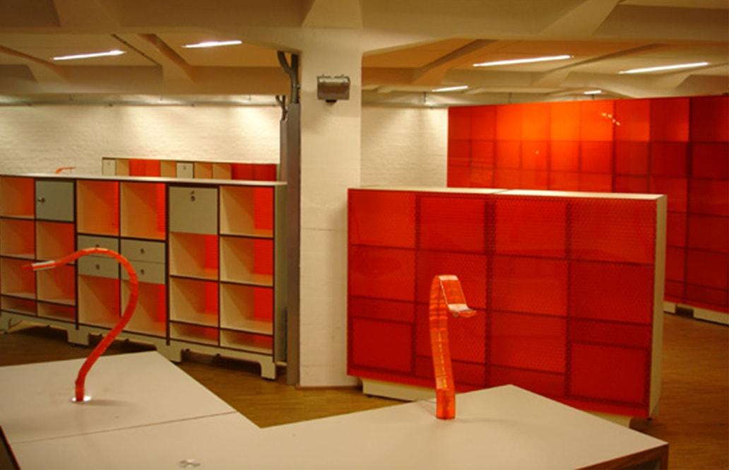 CaféTresen - Büroumgebung