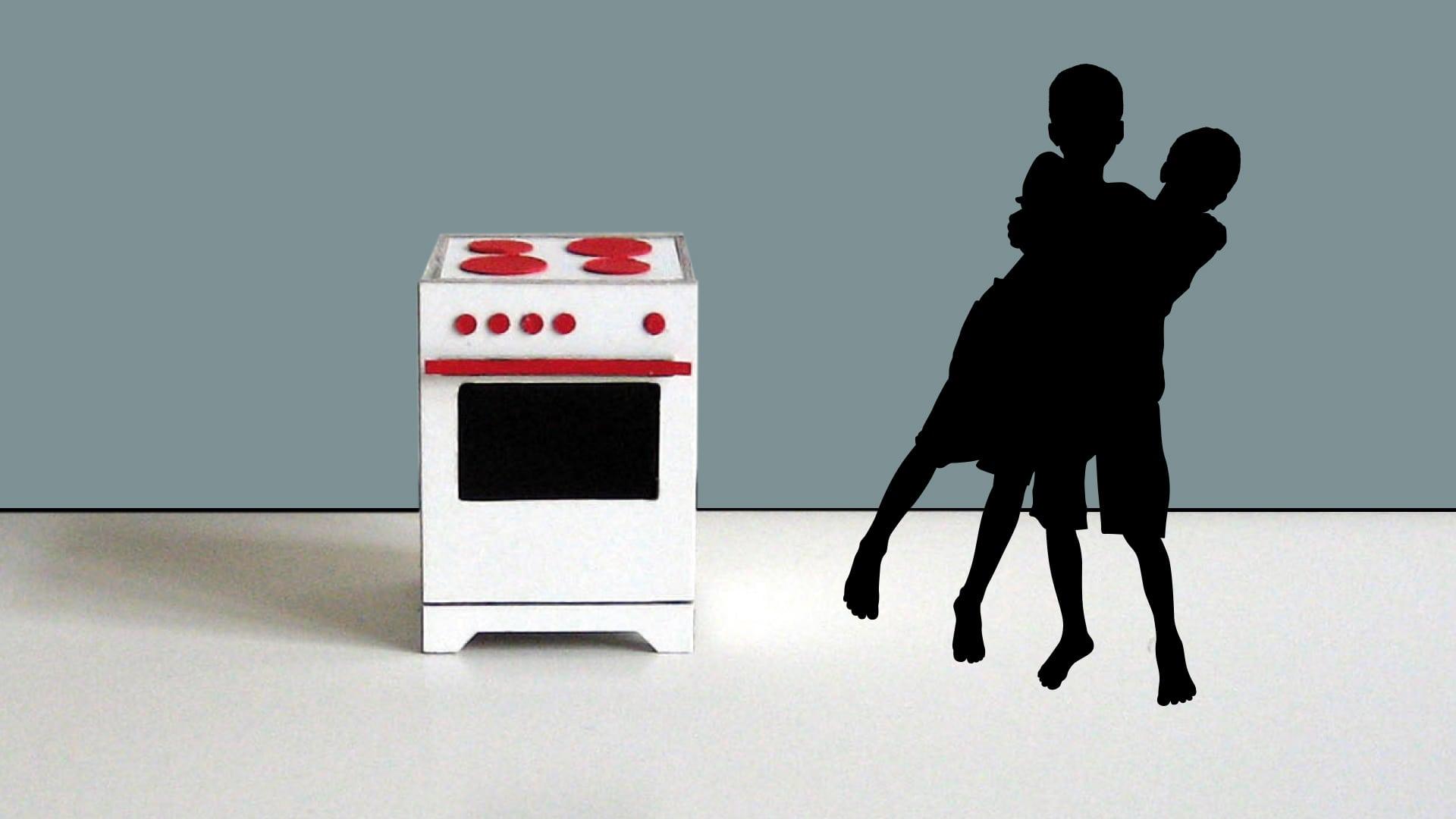 Kinderküche – Herd