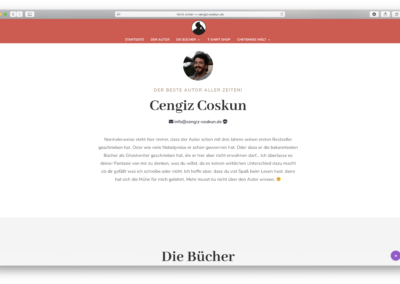 "Cengiz Coskun – Autorenseite  <a href=""http://cengiz-coskun.de/"" target=""_blank"" rel=""noopener noreferrer"">www.cengiz-coskun.de</a>, Gestaltung und Umsetzung: Elementardesign"