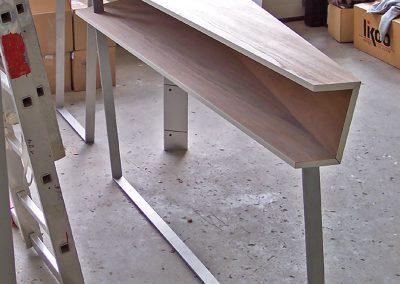 CaféTresen - Möbelbau beim Tischler