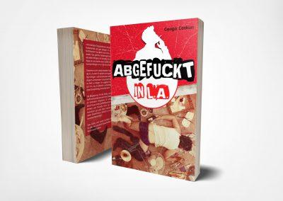 Abgefuckt in L.A. – Buchcover