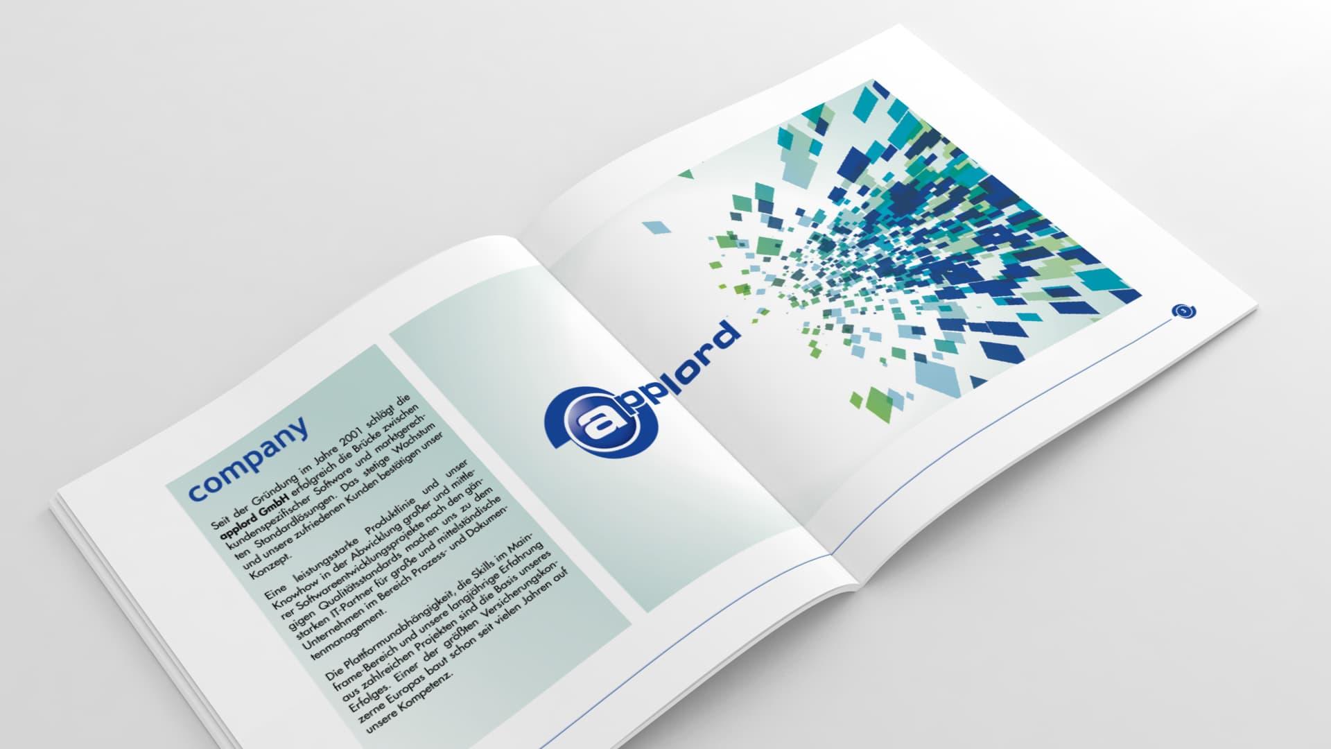 Broschüre applord GmbH