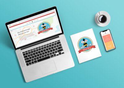 Onepage-Webseite für den ambulanten Pflegedienst: Pflege Sa-Bine pflege-sa-bine.de